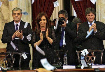 Cristina toma el control del protocolo y refuerzan la seguridad para el #1M