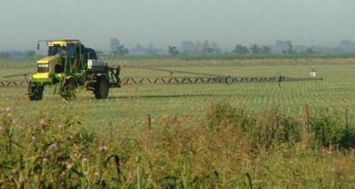 Preocupados por el uso de agroquímicos el Colegio de Ingenieros solicita audiencia a Pulti
