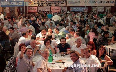 Gremios y agrupaciones políticas adhirieron a la candidatura de Randazzo