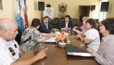 """Aguirre: """"la Gobernadora ha demostrado tener un compromiso absoluto para que se haga realidad"""""""