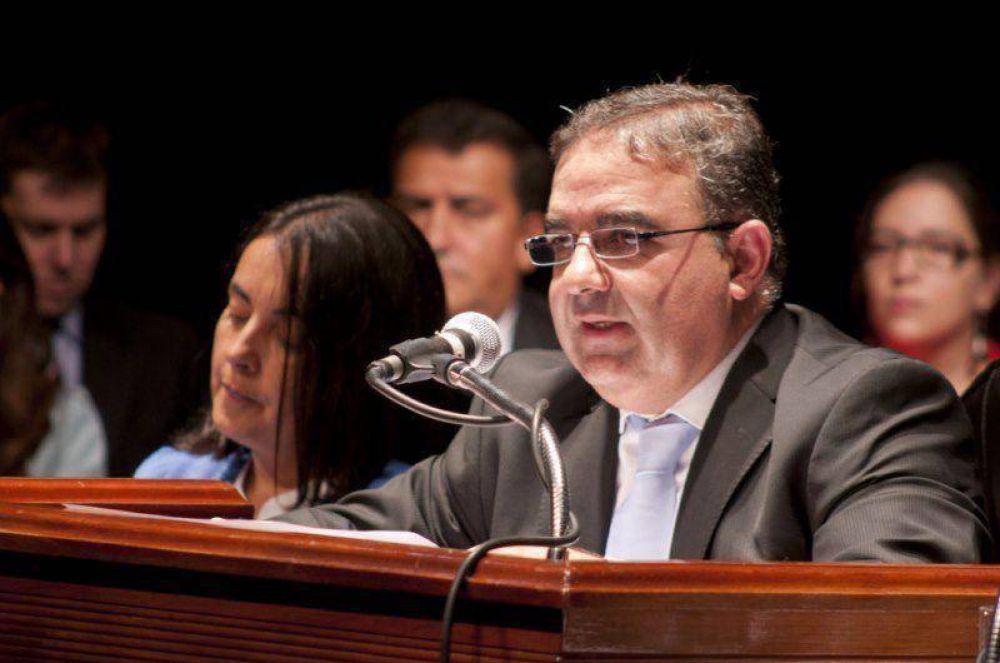 Jalil no se candidatearía para un nuevo período en la intendencia