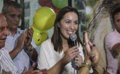 María Eugenía Vidal: