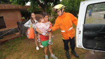 Evacuados por temor a nuevas inundaciones