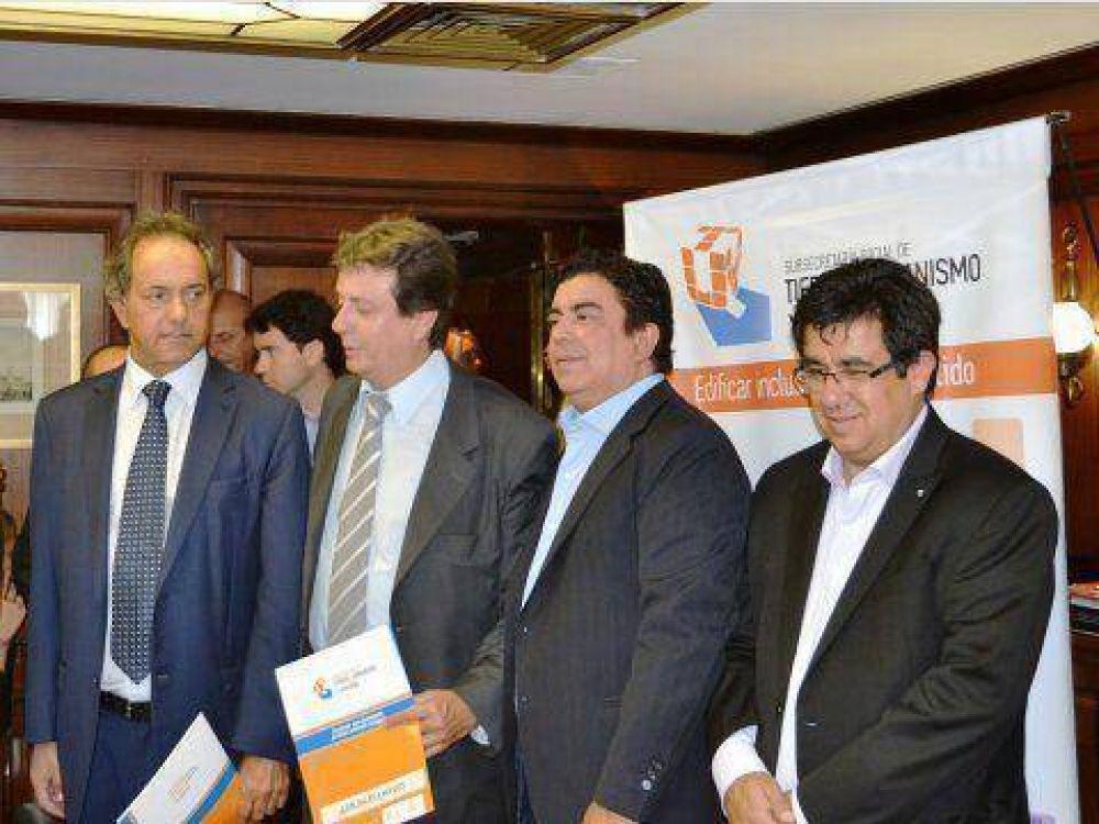Martinez anunció obras por 3 millones de pesos para barrios de De la Garma y Chaves