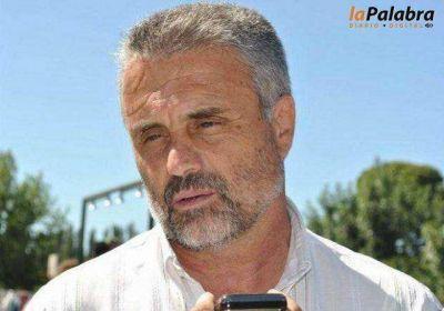 Curetti recibirá al intendente de Berazategui