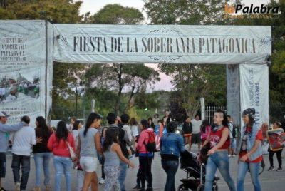 Continúan los trabajos de cara a la inauguración de la Fiesta de la Soberanía Patagónica