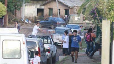 Córdoba: el 30 % de los afectados por el temporal sigue sin agua