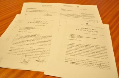 Marijuan allanó el Ministerio de Hidrocarburos y solicitó información sobre permisos de exploración en Chubut