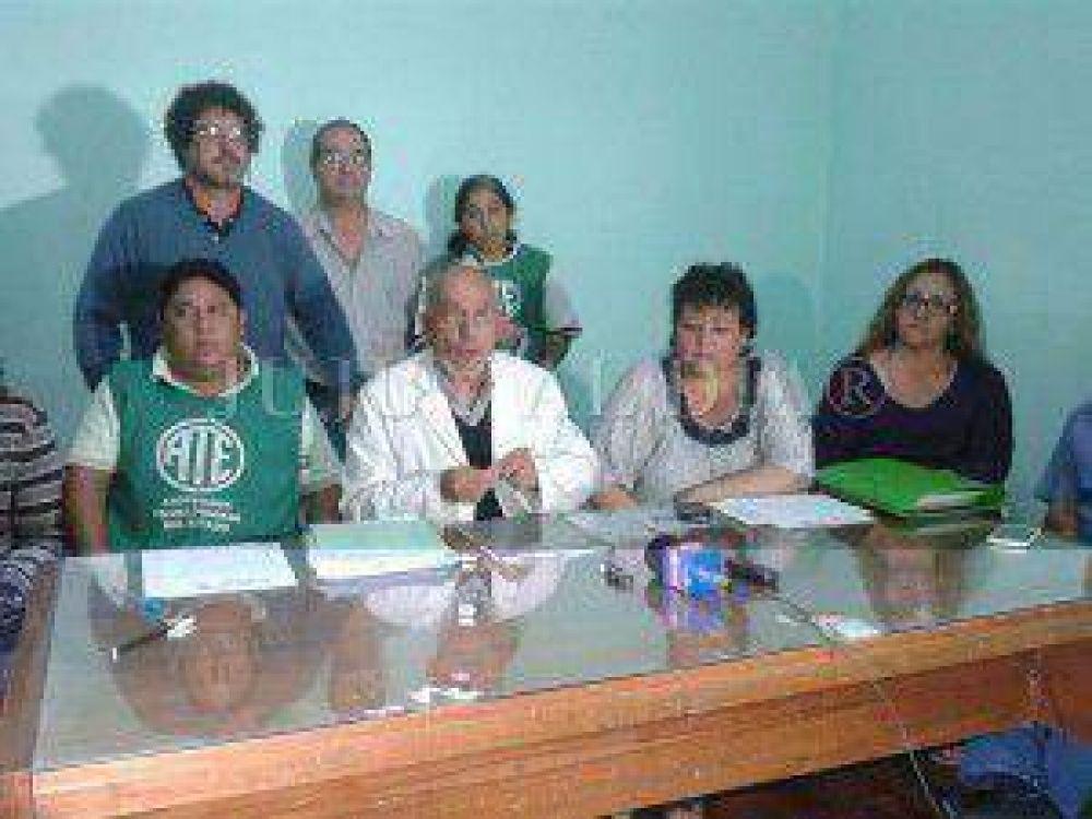 """La Intersindical asegura que si aprueban de """"prepo"""" la ley de paritarias va a aumentar la conflictividad en Jujuy"""