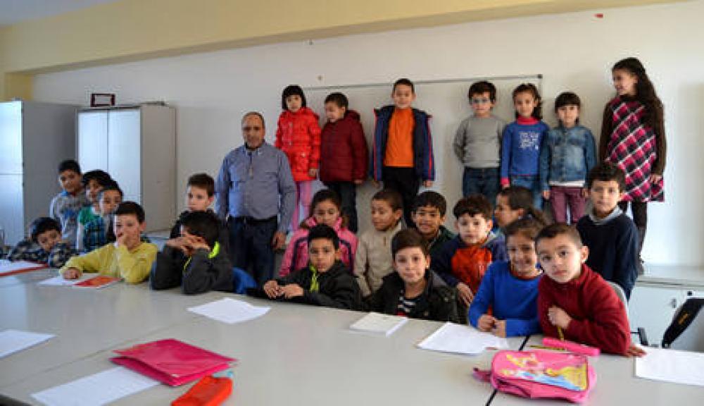 La comunidad islámica enseña árabe en la casa de cultura
