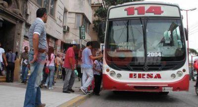 El boleto de transporte público superaría la barrera de los $ 4