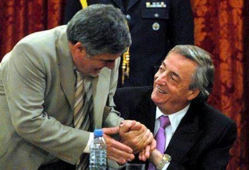 """""""Kirchner está descontrolado y trata de que a nadie le vaya bien"""" (Das Neves)"""