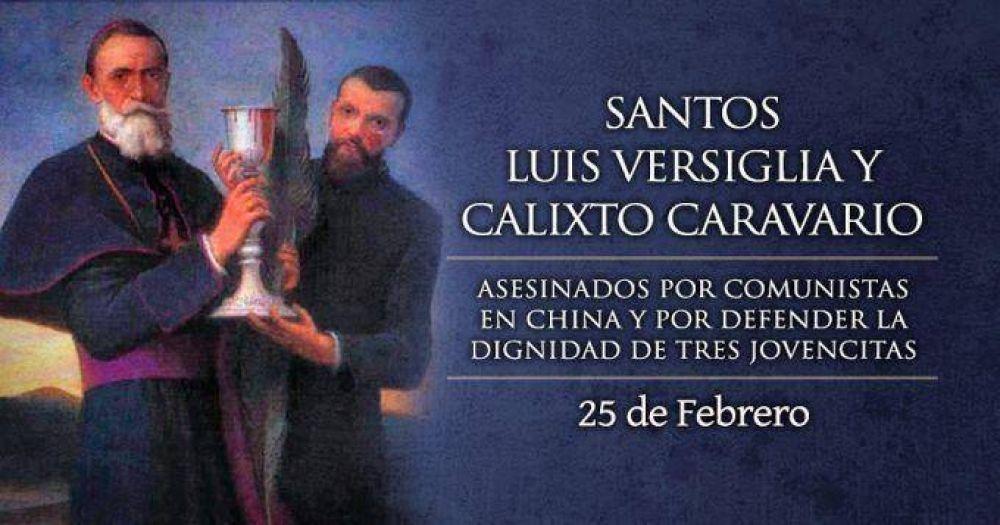 Hoy celebramos a dos santos mártires salesianos asesinados en China