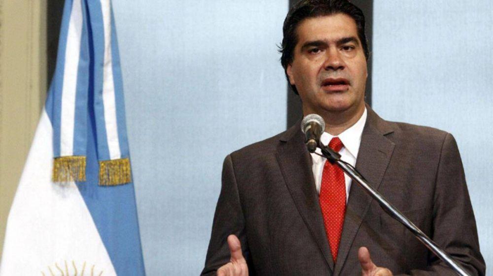 El Gobierno argentino minimizó la advertencia del Papa