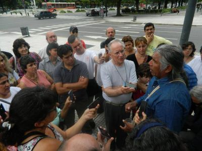 Solidaridad eclesial con la comunidad Qom