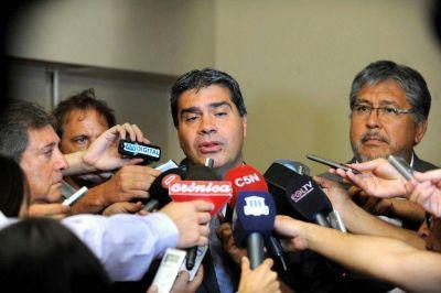 Cristina mandó a Capitanich a bajar tensión con Scioli y evitar remolones para el domingo