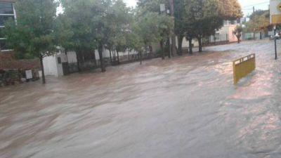Nuevo temporal en Córdoba: al menos cien evacuados