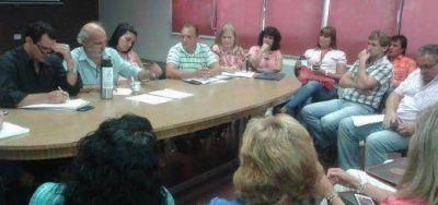 Docentes: la mesa paritaria provincial se volvió a postergar para el viernes