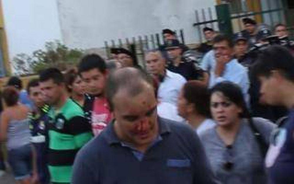 Moreno: Denuncian que patota de West agredió a dirigente de UNEN