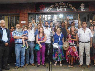 Atacaron a balazos un local del Movimiento Evita en Olivos