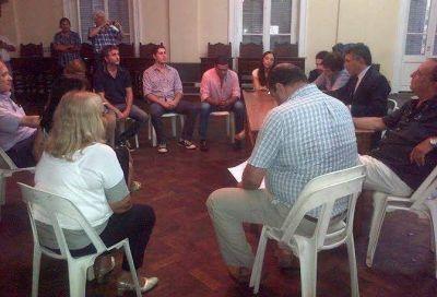 """Concejales y el Secretario de Gobierno debatieron en un plenario por el uso del """"espacio público"""""""
