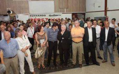 Elecciones 2015: Importante apoyo en la Tercera Sección a Gustavo Posse