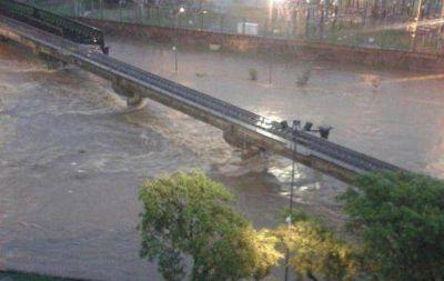 Todavía hay 113 evacuados en la ciudad de Córdoba