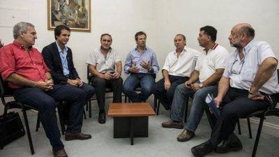 Interna caliente: Cresto le llevó a Bahl apoyo de intendentes de Concordia