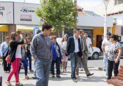Gutiérrez promete más viviendas para la provincia