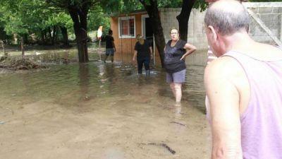 Córdoba, sin tregua: hay 600 evacuados por un nuevo temporal