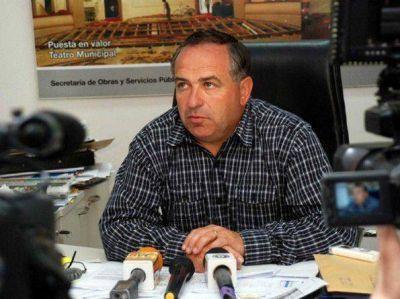Valerio confirmó que se irá de la Municipalidad