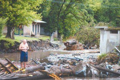Desmontes y deforestación en la tragedia de Córdoba