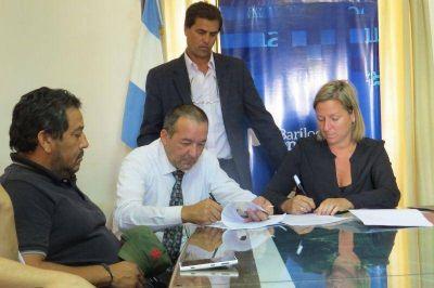 Gobierno Municipal y Soyem acordaron un 30 por ciento de aumento para el 2015