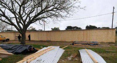 M�s de 200 evacuados en la ciudad de Santa Fe