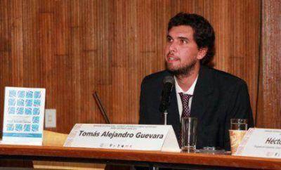 Docente de la Sede Andina UNRN premiado en México