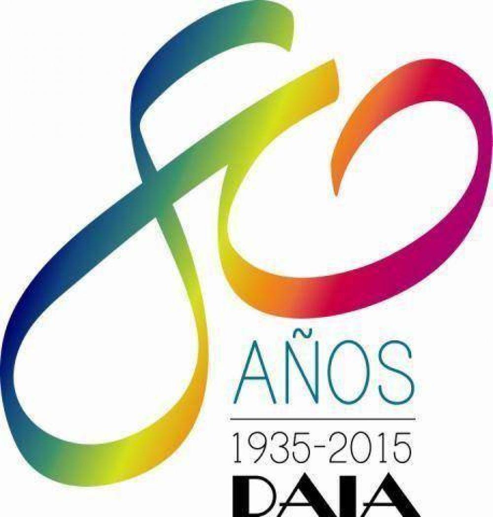 80º Aniversario de la DAIA