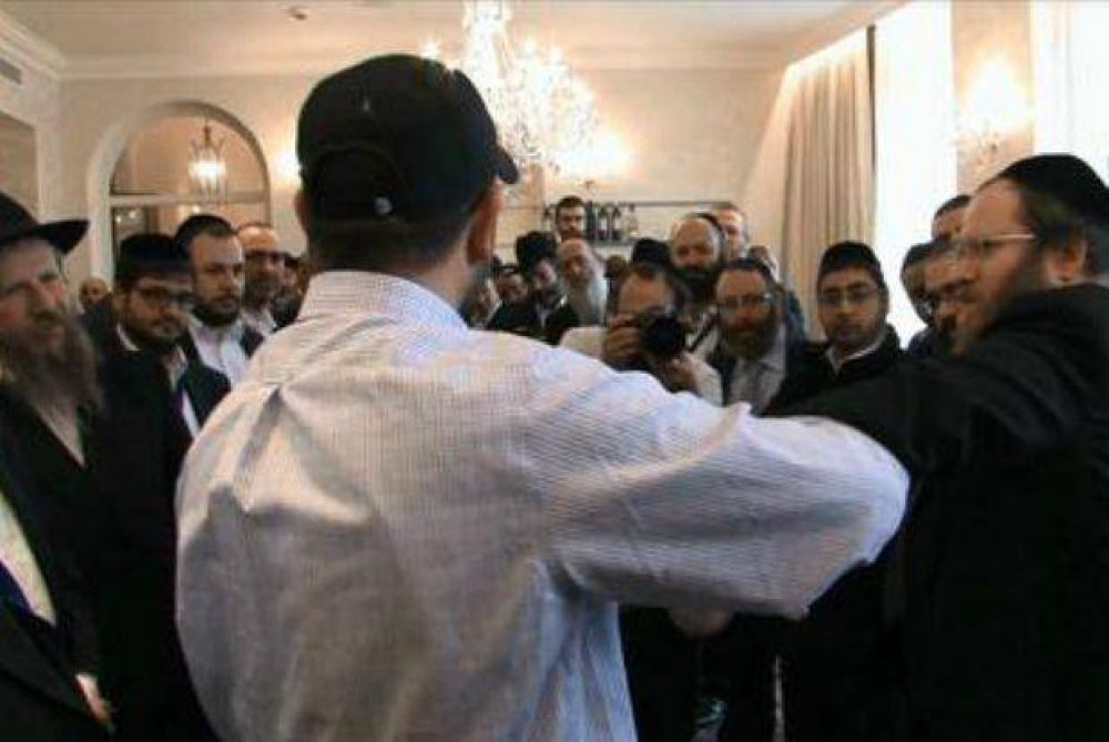 Rep. Checa: Rabinos europeos reciben entrenamiento en autodefensa y primeros auxilios
