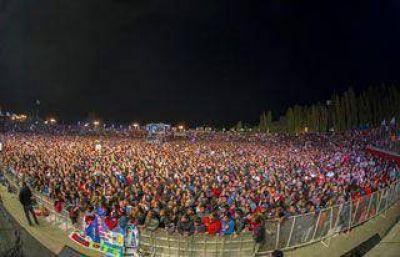 Se batió récord de ocupación con la Fiesta Nacional del Lago