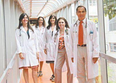 Médicos del Garrahan premiados por la Sociedad Argentina de Cardiología