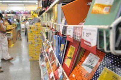 En los supermercados ya se ofrece la canasta escolar subsidiada aunque con faltantes