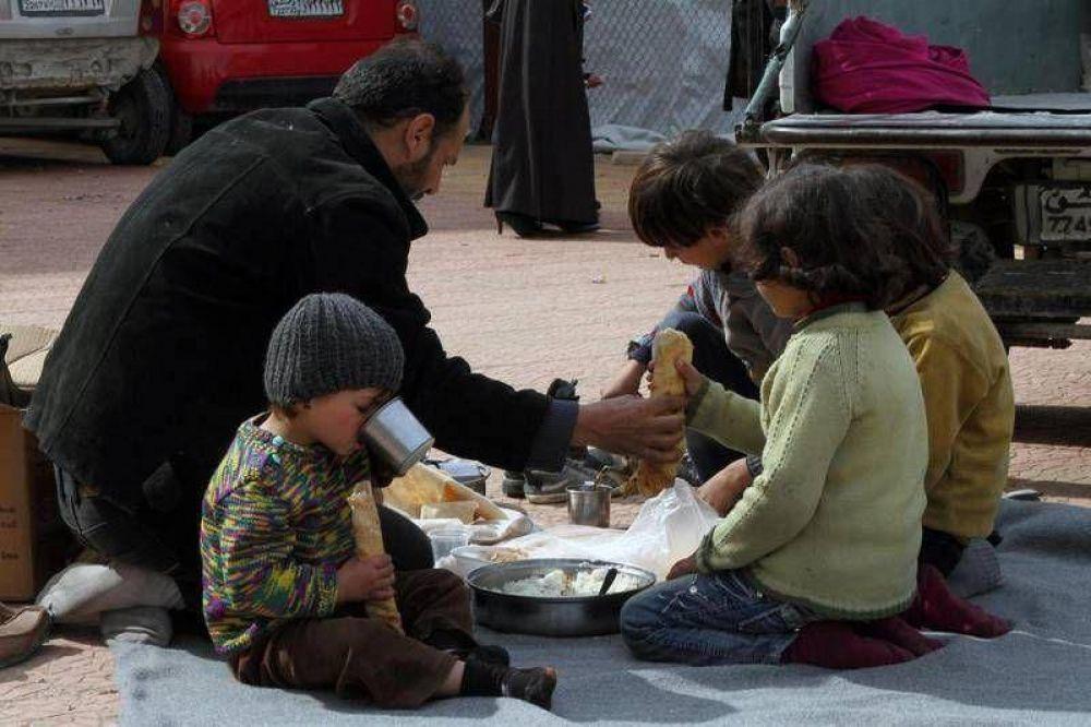 Siria; son más de 100 los rehenes en las manos del EI