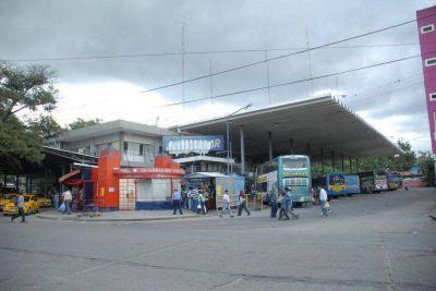 El adiós a la vieja y colapsada terminal de ómnibus de Jujuy