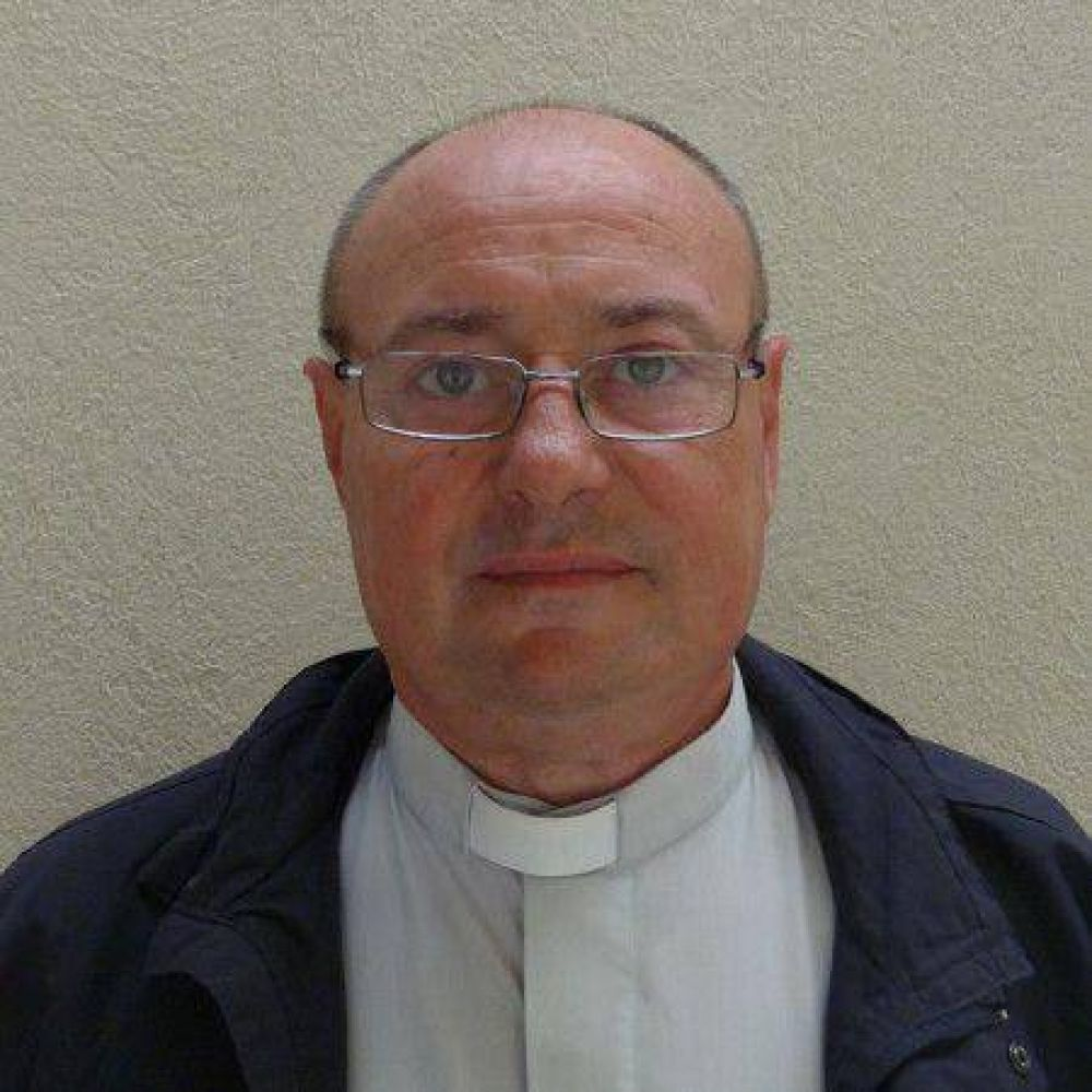 Nuevo capellán castrense para el Hospital Militar Central