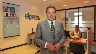 Carlos Bonicatto dejó de ser el Defensor del Pueblo