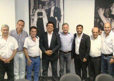 INTENDENTES DE LA TERCERA SECCION ELECTORAL ACOMPA�ARAN EL DOMINGO A LA PRESIDENTA CON UNA IMPORTANTE MOVILIZACION