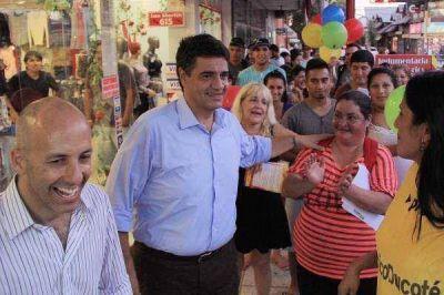 Jorge Macri apoy� a referentes del PRO de Escobar y Pilar