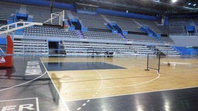 El Polideportivo est� listo para la Liga de las Am�ricas