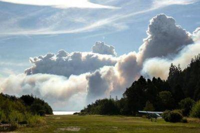 Los incendios de bosques nativos no disminuyen su intensidad y ya consumieron 20.000 hectáreas