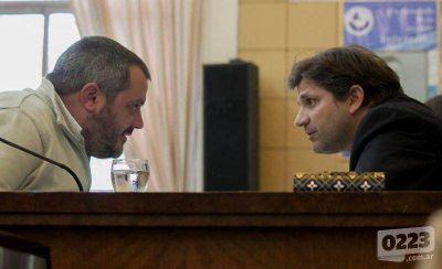 El presidente del Concejo minimizó la pelea con Ciano