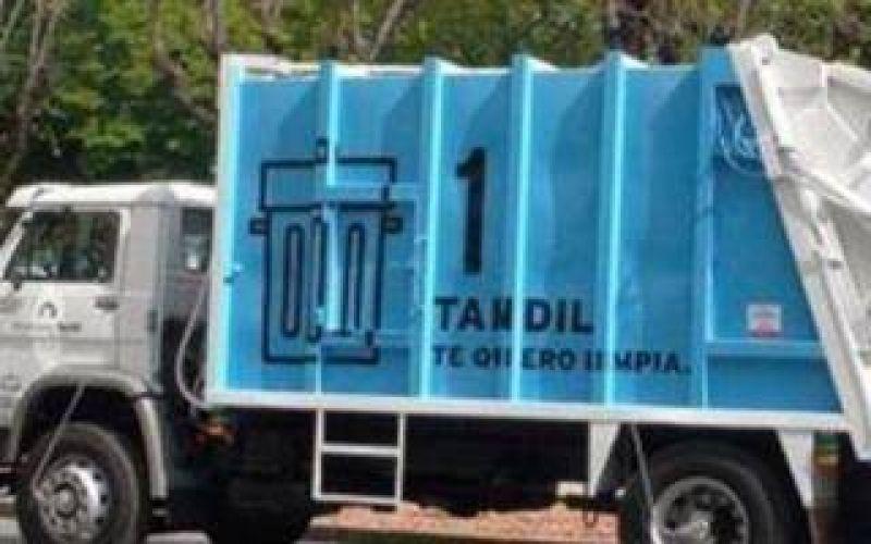 Tandil: Paro de recolectores de residuos